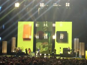 Mraz concert in Indy